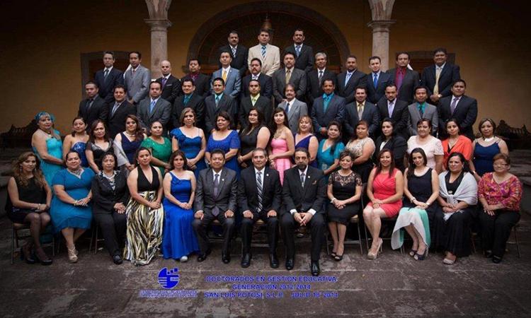 Generación 2012-2014 (Doctorado)