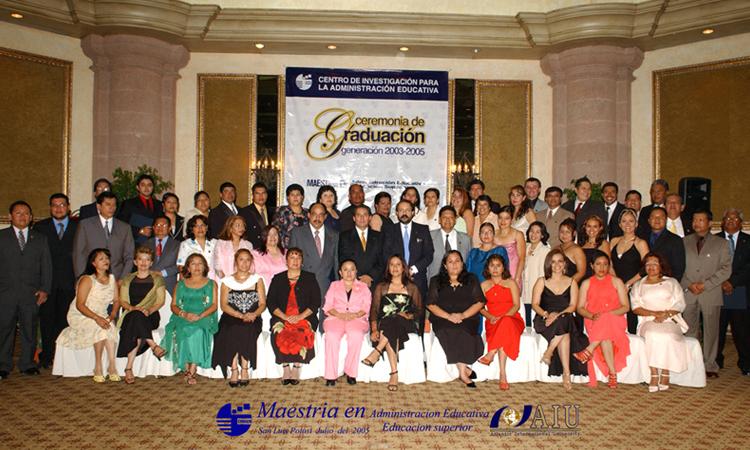 Generación 2003-2005