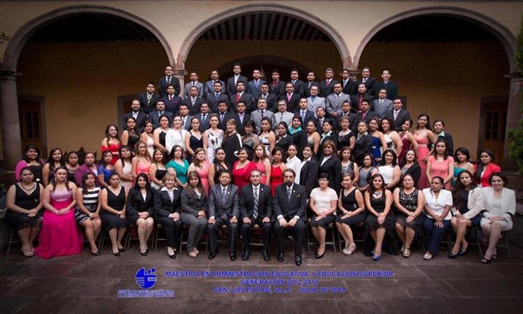 Generación 2012-2014 (Maestrías)
