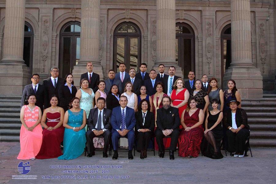 Generación 2015-2017 (Doctorado)
